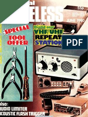 10x BF199 NPN Transistor de amplificador de RF VHF si
