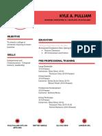 kp2 resume