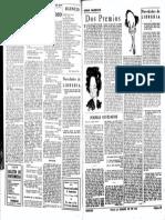 Marcha Nº 950 6 Marzo 1959 - Dos Premios