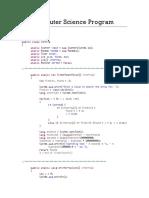 ap comb final code