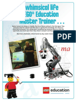 LEGO Education Master Trainer