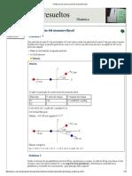EXELENTE Problemas de conservación del momento lineal.pdf