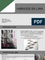 Edificios Hibridos Lima