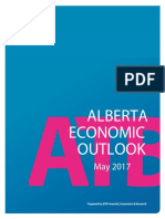 Alberta Economic Outlook May 2017