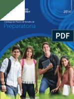 Catalogo de Planes de Estudio de PrepaTec