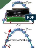 Presentacion Mov. Parabolico