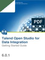 TalendOpenStudio DI GettingStarted 6.0.1 En