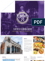 Kitchen 21 Dining Guide