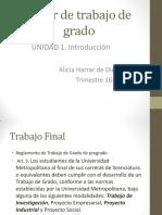 Unidad I. Introducción 1617-3