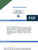 8. Clasificacion Del Riesgo