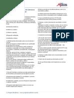 Exercicios Literatura Jose de Alencar-til