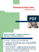 Memorias Postumas de Bras Cubas-1