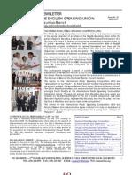 ESU-Mauritius Newsletter - June 2010