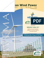 Indian Wind Power Magazine April - May 2017
