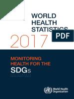 9789241565486-engINFORME Estadísticas Sanitarias Mundiales que publica anualmente la OMS