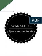 WarmUps Ejercicios.para.Banda.de.Musica