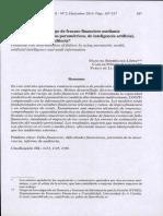 Fracaso Financiero_modelo Parametrico