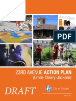 23rd Ave Community Action Plan