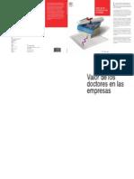 COTEC - Valor de Los Doctores en Las Empresas 2006