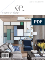 Cravotta Interiors - Luxe Interiors + Design Magazine - May / June 2017