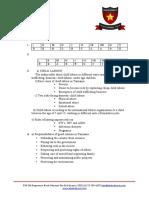 NECTA CIVICS 2015 EXAMINATION ANSWERS(MARKING SCHEME)
