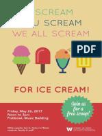 Ice Cream Social 2017