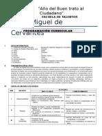 Programa Quinto y Sexto Cervantes