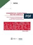 Diagnóstico tecnológico - Sector vinícola 2007