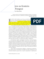 SPRANDEL 2006 Brasileiros Na Fronteira Com Paraguai