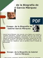 Ensayo de Gabriel Garcia Marquez y William Shakespeare