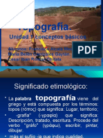 Topografia Unidad 1