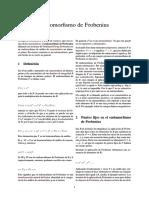 Endomorfismo de Frobenius