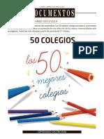 Ranking Colegios 2013-2014