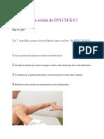 Sesión De PSYCH-K