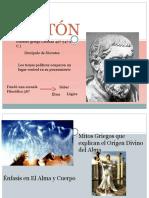 Platón, Antropología y Epistemología