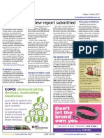 Pharmacy Daily for Fri 19 May 2017 - Review report submitted, WSMIGA registration open, US opioid crisis, Probiotic success, Events Calendar