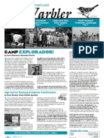 July-August 2010 Warbler Newsletter Portland Audubon Society