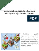 Trasabilitatea Procesului Tehnologic de Obținere a Produselor Carnate (1)