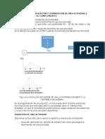 Estimacion de La Duración y Terminación de Una Actividad e Incertidumbre de Su Cumplemiento