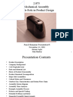 Pencil Sharpener Presen AB6