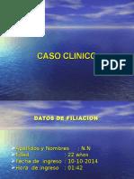 Caso Clinico Hemorragias