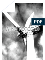 EÓLICA - Wind Force 10. Executive summary