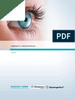 Synergetics Catalogo