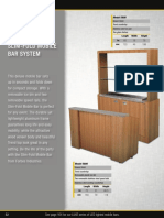 Slim-Fold Mobile Bar System
