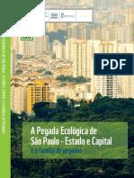Pegada Ecologica de Sao Paulo