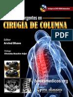 Tecnicas Emergentes en Cirugia de Columna