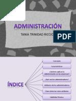 Administracion 1 - Copia
