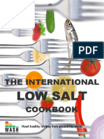 International Low Salt Cookbook