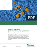 Littelfuse 2Pro AC Devices Provide Overcurrent Overvoltage Overtemperature Protection Product Brochure.pdf