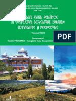 Romanian Rural Tourism - Vol. 33 2014
